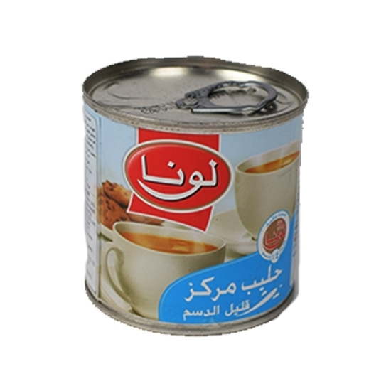 Picture of Luna Evaporated Milk Low Fat ( 48 Can * 170 GM )