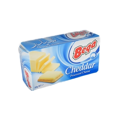 Picture of Bega Australian Processed Cheese Block ( 18 Pieces * 500 GM )