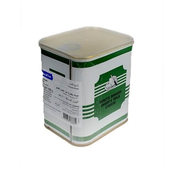 Picture of Akadia  Bulgarian Sheep's Milk Cheese Tin ( 8 Tin* 800 GM