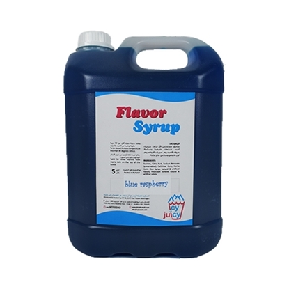 Picture of Blue Raspberry Flavor Syrup