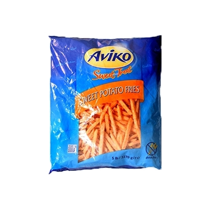 Picture of  Aviko Sweet Pot.3/8 Str / Cut ( 5 Pouch * 2270 GM )
