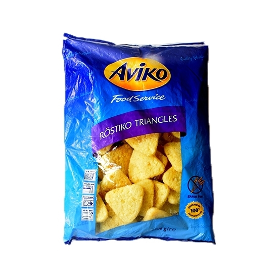Picture of Aviko Rostiko's Hashbrown ( 4 Pouch * 2500 GM )