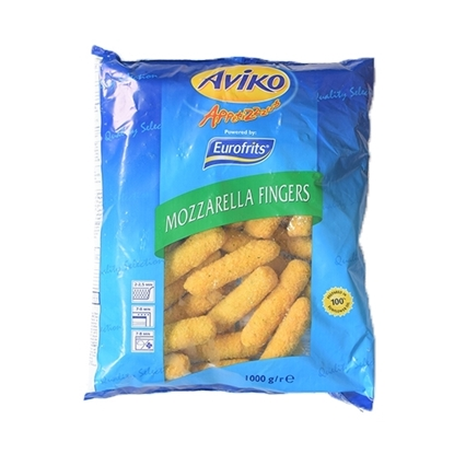 Picture of Aviko Mozzarellah Fingers ( 3 Pouch * 1000 GM )