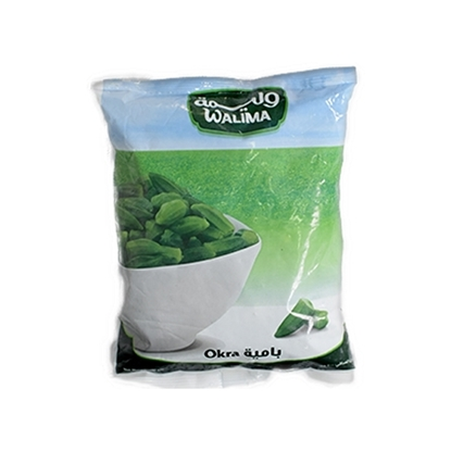 Picture of Walima Frozen Okra ( 20 Pouch  * 400 GM )