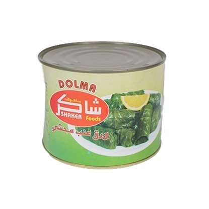 Picture of Shaker Turkish Stuffed Vine Leaves ( 12 Tin * 800 GM  )