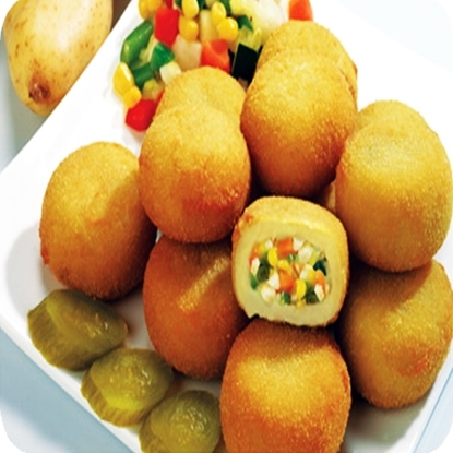 Picture of Naif vegetable potato Kubba