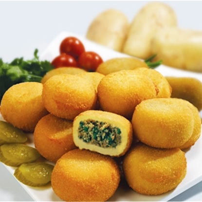 Picture of Naif Chicken potato kubba