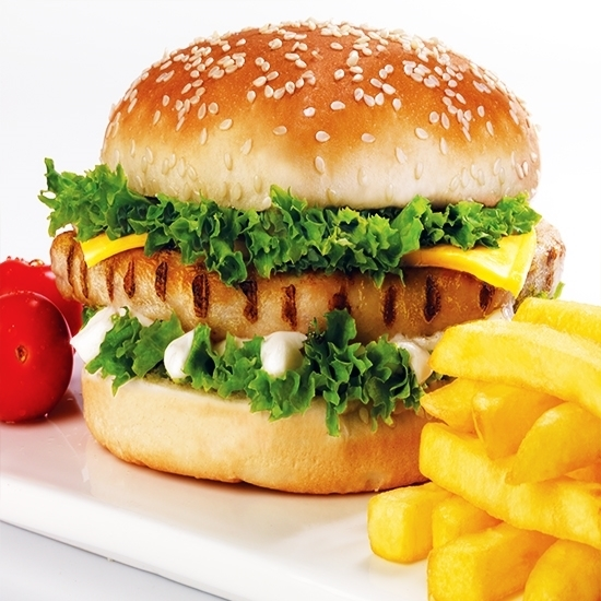 Picture of Naif Grill Chicken Burger