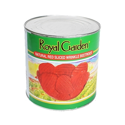 Picture of Spanish Sliced Beetroot  ( 1 Tin * 3 KG )