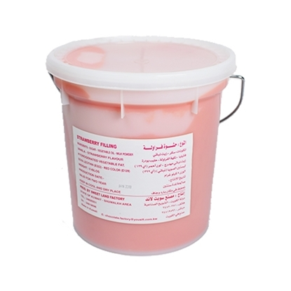 Picture of Strawberry Filling CSM 08290.9 ( 1 Pail * 9.100 KG )