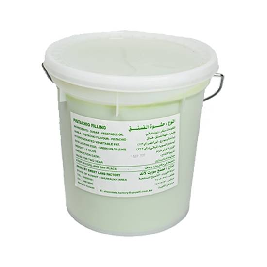 Picture of French Pistachio Stuffing ( 1 Pail * 10 KG )