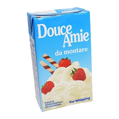 Picture of Douce Amie Whipping Cream  ( 12 Tetra Pack * 1 Liter )