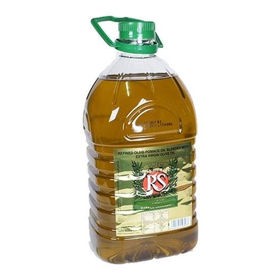 Picture of R.S. Pomace Olive Oil ( 4 Bottle  * 2 Liter )