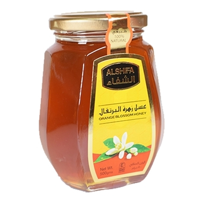 Picture of Al Shifa Orange Honey ( 12 Jar * 500 GM )