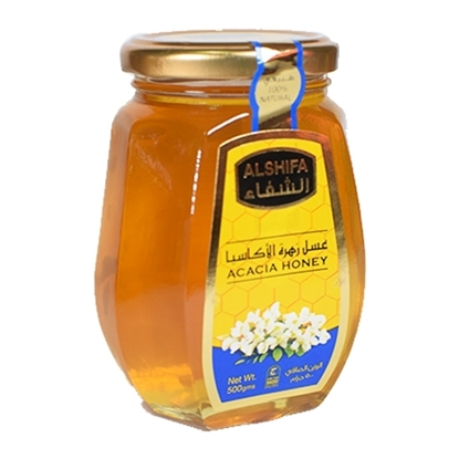 Picture of Al Shifa Acacia Honey ( 12 Jar * 500 GM )