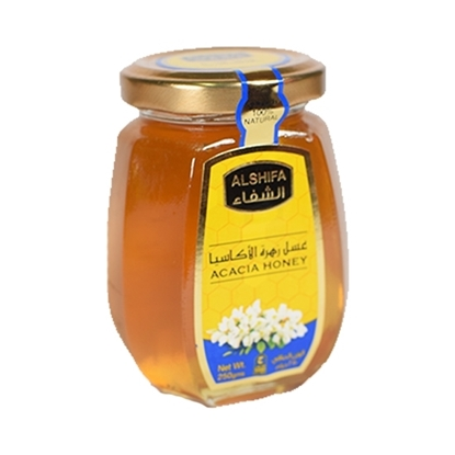 Picture of Al Shifa Acacia Honey ( 12 Jar * 250 GM )