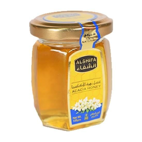 Picture of Al Shifa Acacia Honey ( 24 Jar * 125 GM )