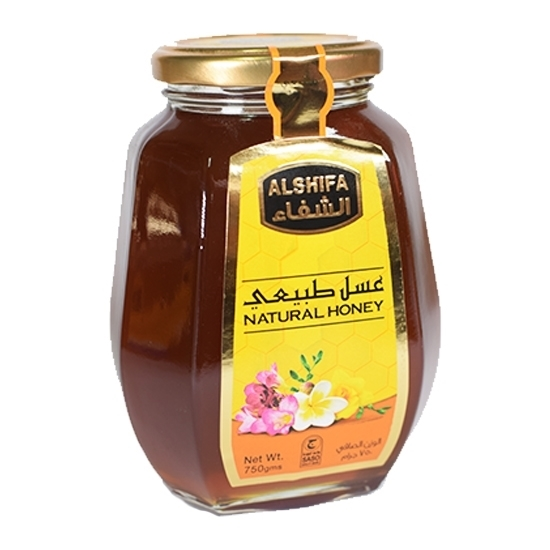 Picture of Al Shifa Natural Honey ( 12 Jar * 750 GM )