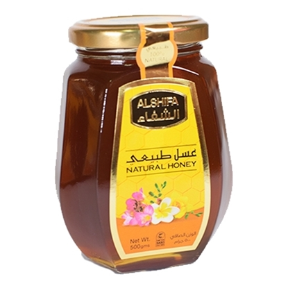 Picture of Al Shifa Natural Honey ( 12 Jar * 500 GM )
