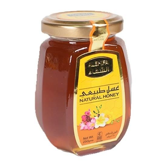 صورة عسل الشفاء طبيعي ( 250 جم * 12 برطمان )