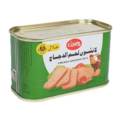 Picture of Robert Chicken Luncheon Meat ( 48 Cans * 200 GM )