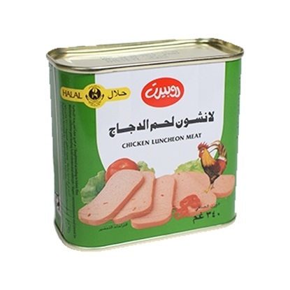 Picture of Robert Chicken Luncheon Meat ( 24 Cans * 340 GM )