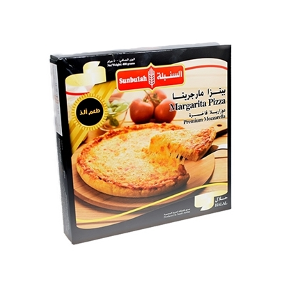 Picture of Sunbulah Pizza Margherita  ( 12 Box  * 400 GM )