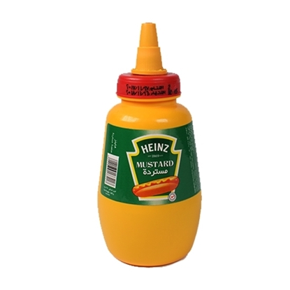 Picture of Heinz Mustard  ( 12 Bottle * 245 GM  )
