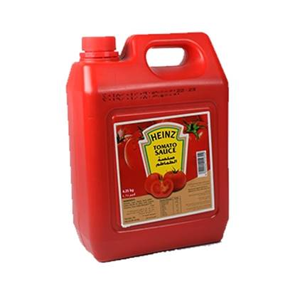 Picture of Heinz Tomato Sauce( 4 Gallon * 4.250 KG  )