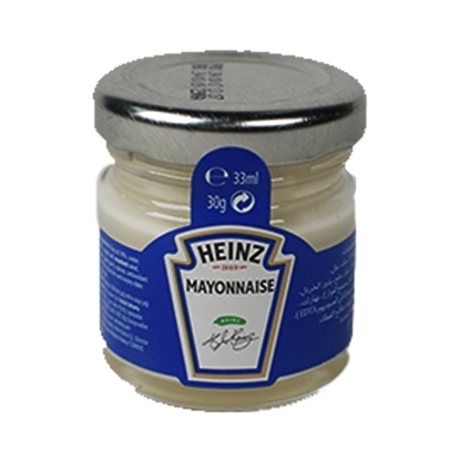 Picture of Heinz Mayonnaize ( 80 Jar * 33 ML  )