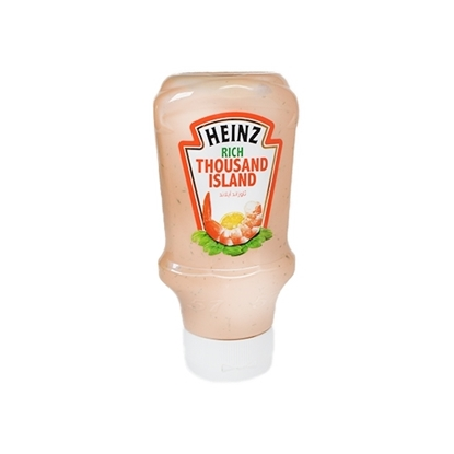 Picture of Heinz Thousand Island Dressing TD ( 12 Bottle * 400 GM  )