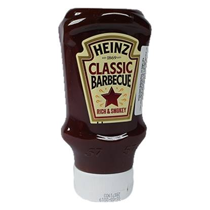 Picture of Heinz Classic Barbecue Sauce ( 10 Bottle * 480 GM  )