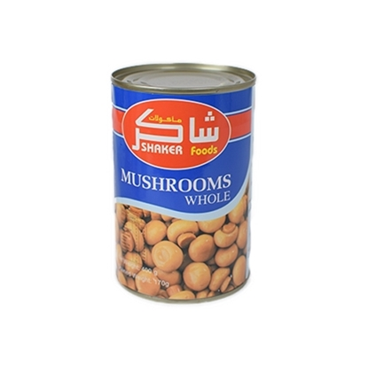 Picture of Shaker China Mushroom Whole ( 24 Cans * 400 GM  )