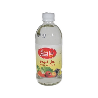 Picture of Shaker Saudi White Vinegar ( 24 Bottle * 473 ML  )