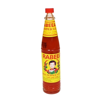 Picture of Al Rabea Hot Sauce( 36 Jar  * 88 ML )