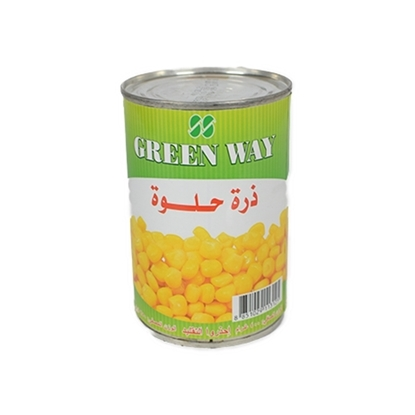 Picture of Greenway Sweet Corn ( 24 Cans * 400 GM )