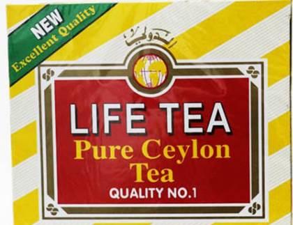 صورة للشركة المصنعة: شاي الحياة