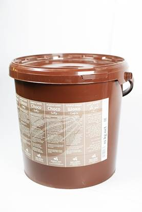 Picture of Komplet Kiddy Chocolate Filling Softy ( 1 Pail * 13 KG )
