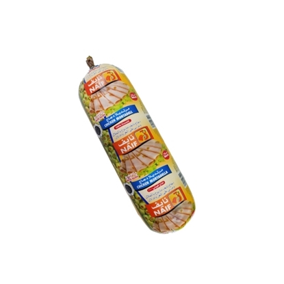 Picture of Naif Olives Chicken Mortadella Roll ( 3 KG * 1 Roll )