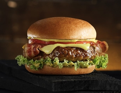 Picture of Naif Beef Burger