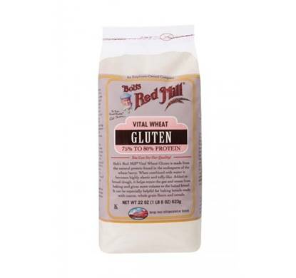 Picture of BRM Wheat Gluten Flour 22 OZS