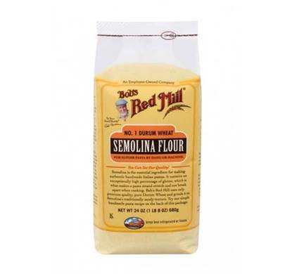 Picture of BRM SEMOLINA PASTA FLOUR 680 GM