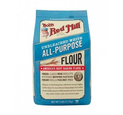 Picture of BRM ALL PURPOSE WHITE FLOUR UNBLEACHED 5LB