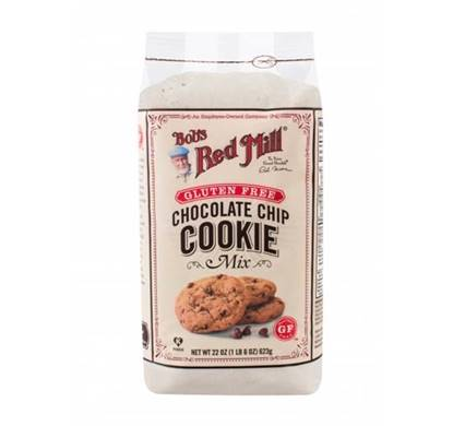 Picture of BRM CHOCOLATE CHIP COOKIE MIX (GLUTEN FREE) 623 GM/28 OZ