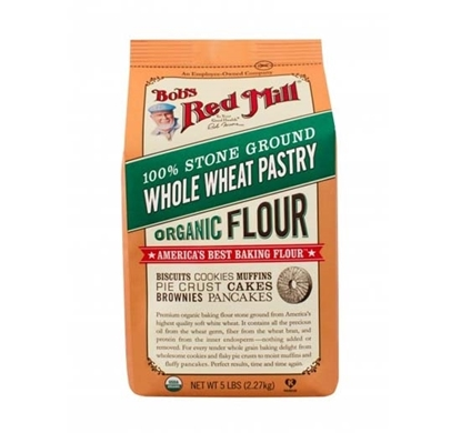 Picture of WHOLE WHEAT PASTRY FLOUR (ORGANIC)