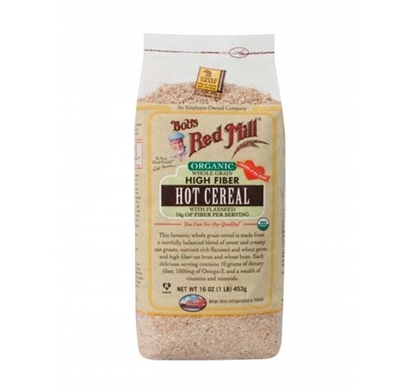 Picture of HIGH FIBER HOT CEREAL (ORGANIC)