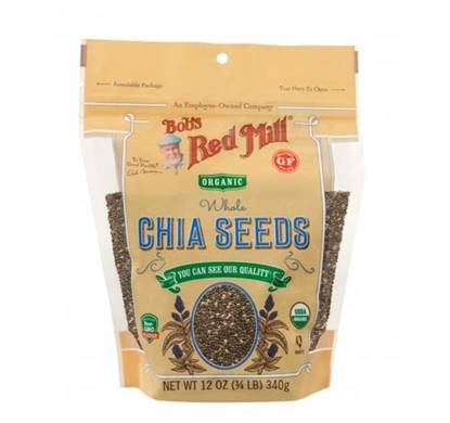 Picture of BRM Organic Chia Seeds 12 OZ