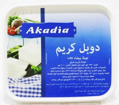 Picture of Akadia Double Cream 55+( 6 Pieces * 1000 GM )