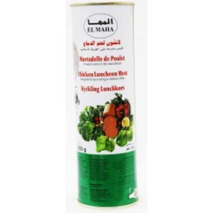 Picture of Al Maha Chicken Luncheon Meat ( 12 Cans * 850 GM )