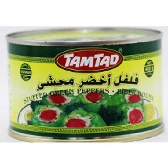 Picture of Tamtad Stuffed Pepper ( 24 Can * 400 GM  )